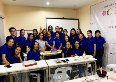 【セブ島】語学学校ESLインターンシッププログラム