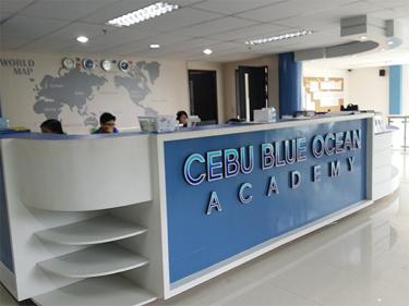 【セブ島 語学学校】Cebu Blue Ocean Academy