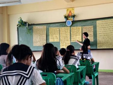 【セブ島】教職インターンシップ(小学校・中学校・高校)プログラム